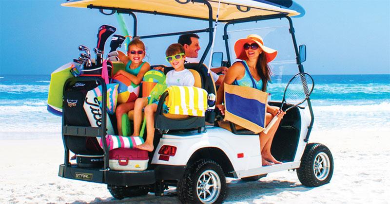 Golf Cart Rental Mobile, Alabama