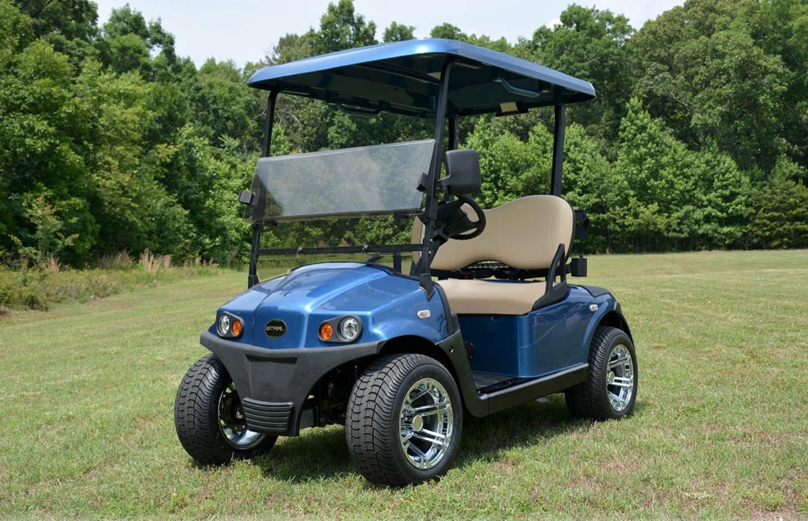 Used Tires Mobile Al >> STAR Street Legal Carts - Golf Carts Mobile AL | Golf ...